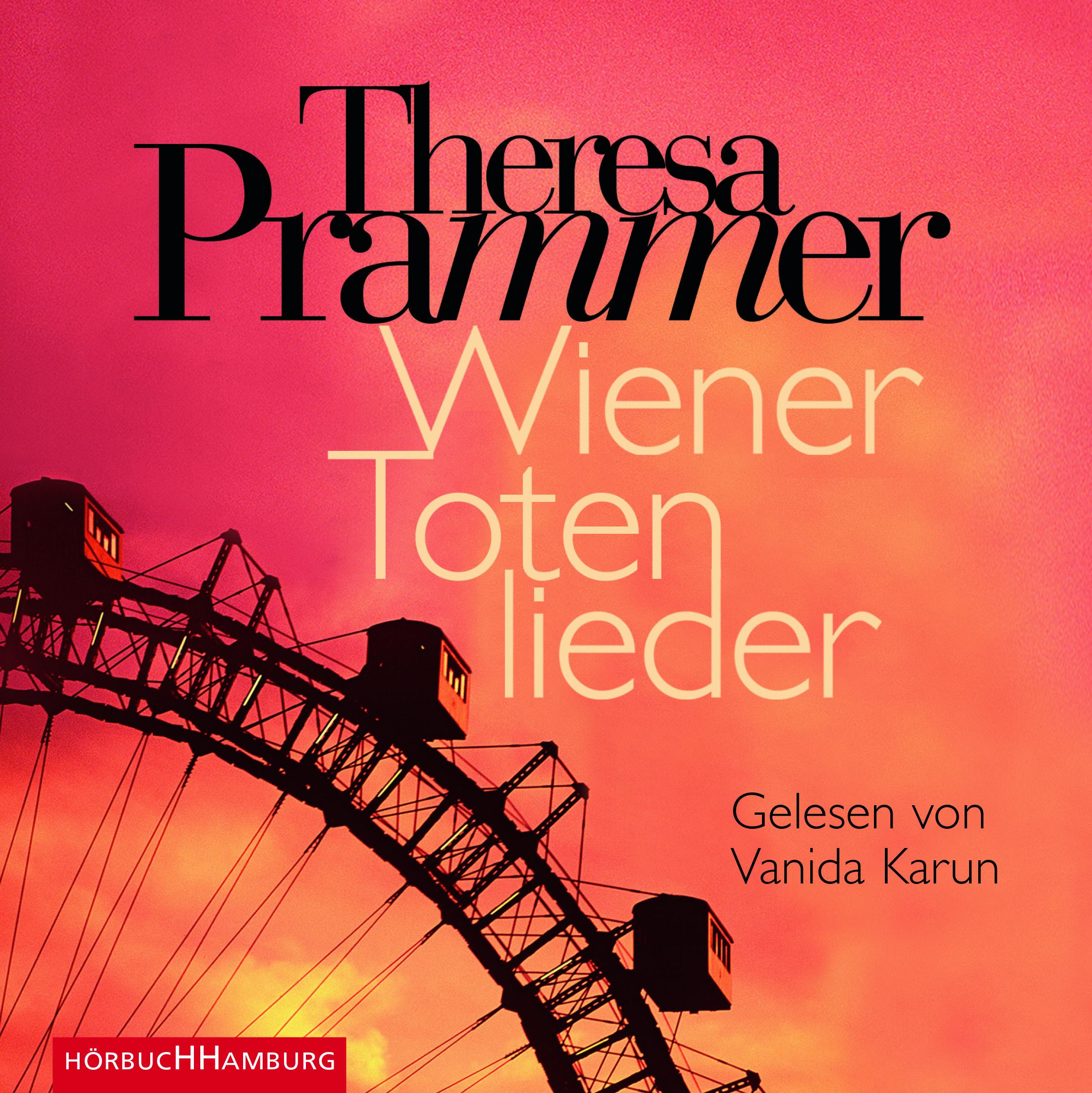 Cover für das Wiener Totenlieder Hörbuch