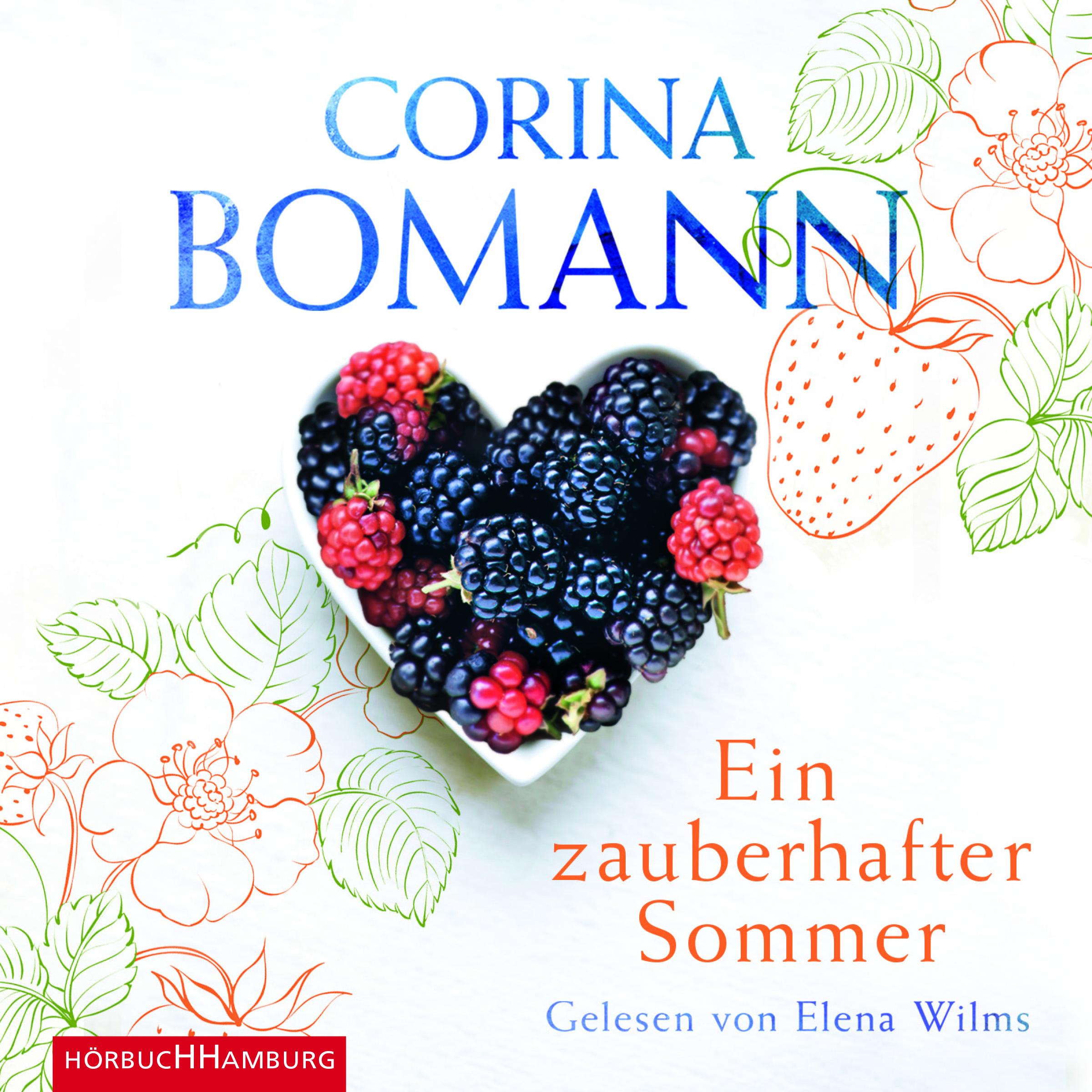Cover für das Ein zauberhafter Sommer Hörbuch