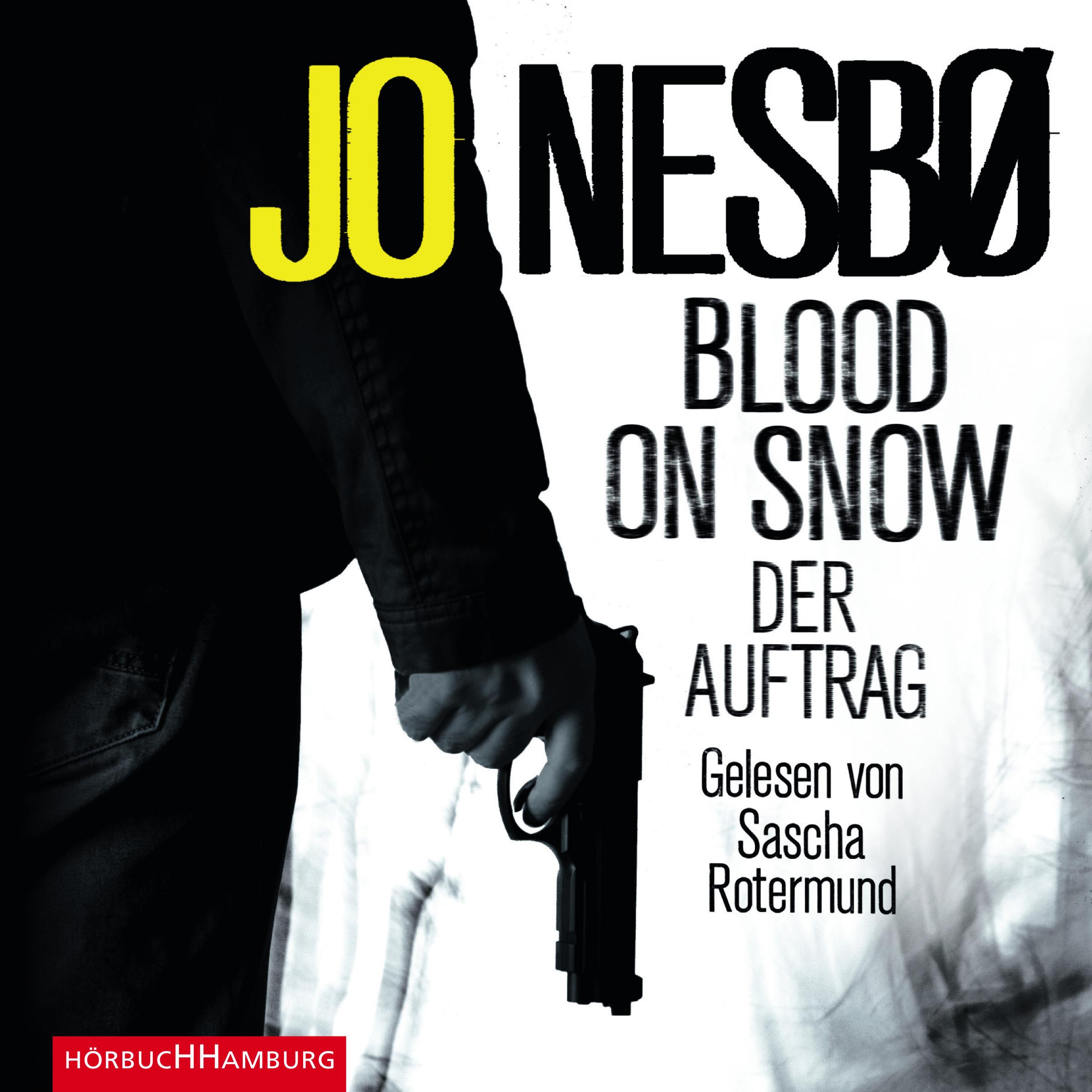 Cover für das Blood On Snow. Der Auftrag Hörbuch