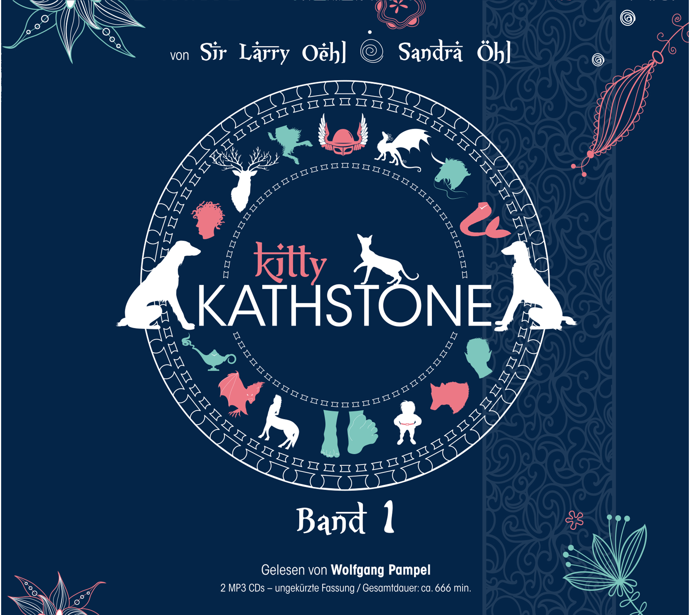 Cover für das Kitty Kathstone (Band 1) Hörbuch