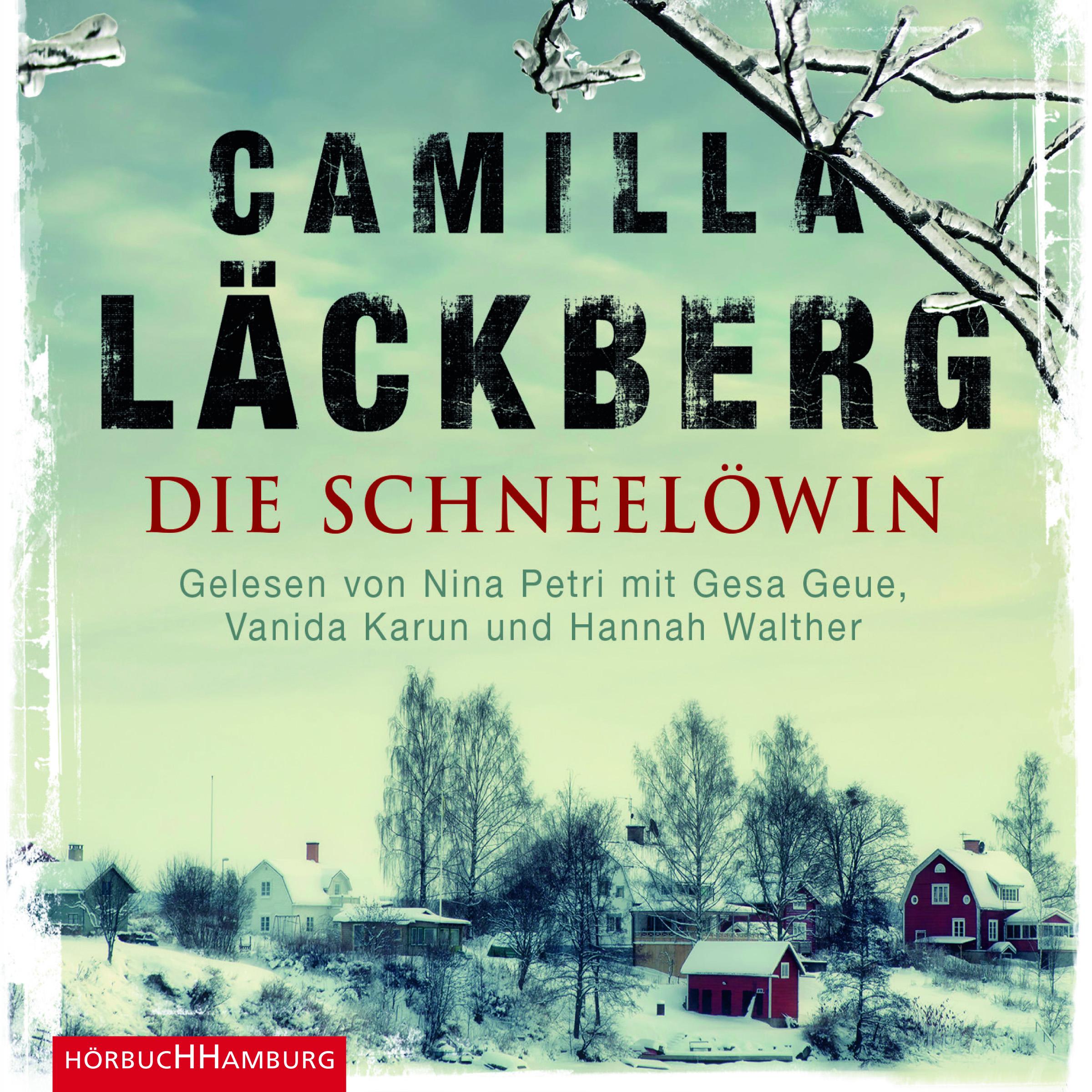 Cover für das Die Schneelöwin Hörbuch