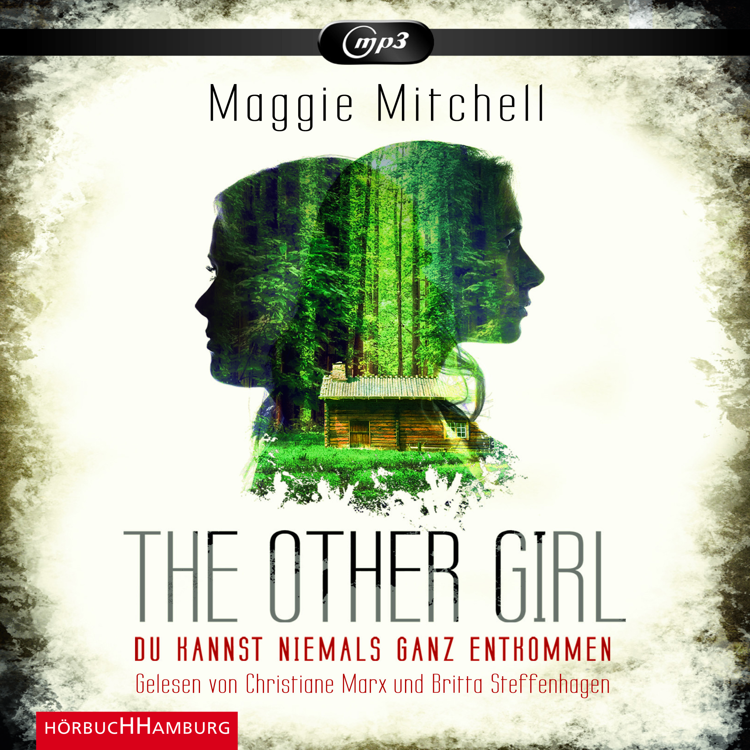 Cover für das The other Girl Hörbuch