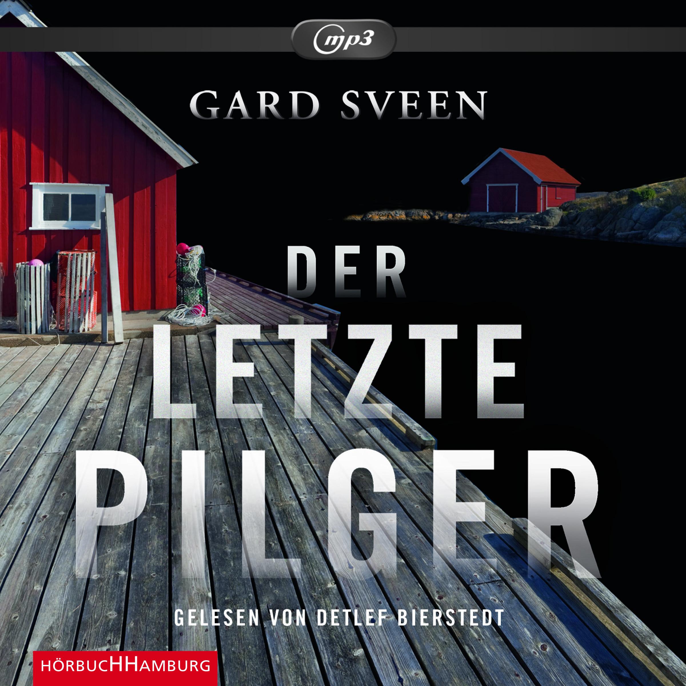 Cover für das Der letzte Pilger Hörbuch