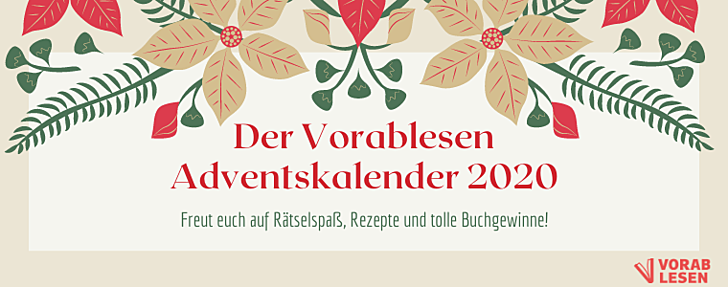 Der Vorablesen Adventskalender 2020