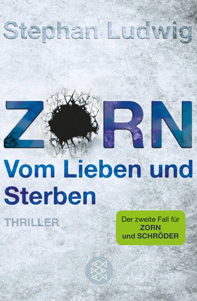 Cover für Zorn - Vom Lieben und Sterben