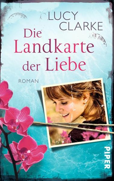 Cover für Die Landkarte der Liebe