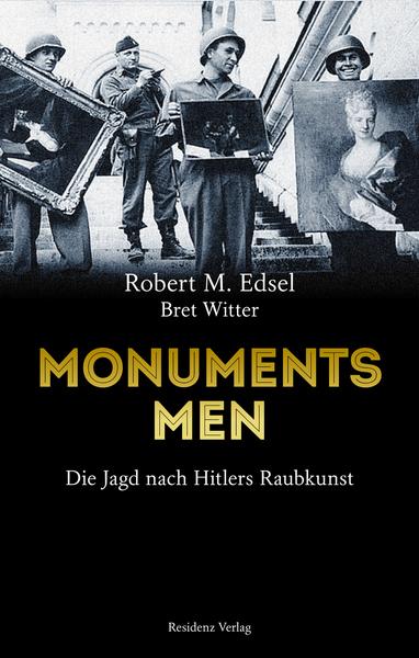 Cover für Monuments Men