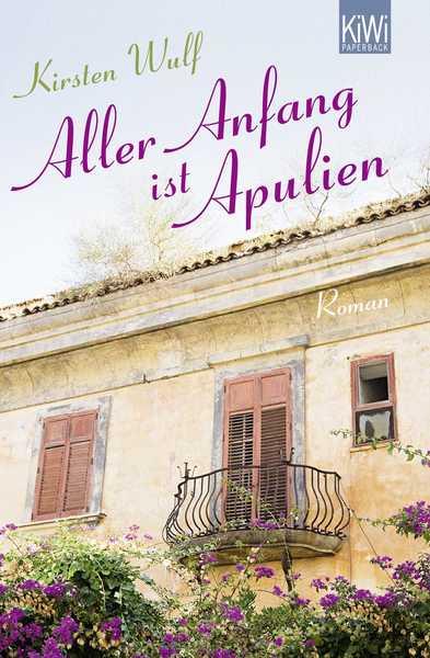 Cover für Aller Anfang ist Apulien
