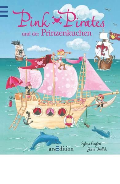 Cover für Pink Pirates und der Prinzenkuchen