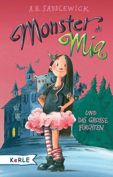 Cover für Monster Mia und das große Fürchten