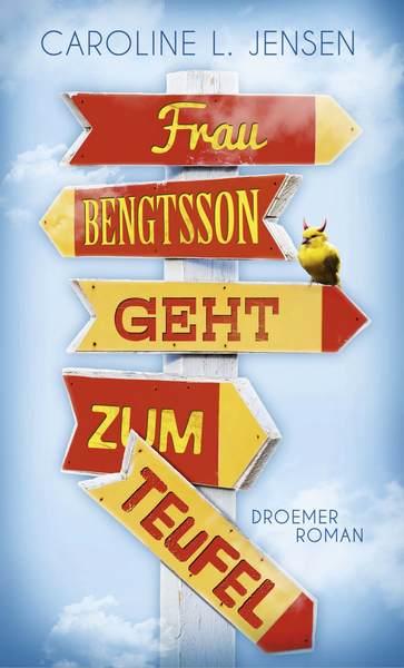 Cover für Frau Bengtsson geht zum Teufel