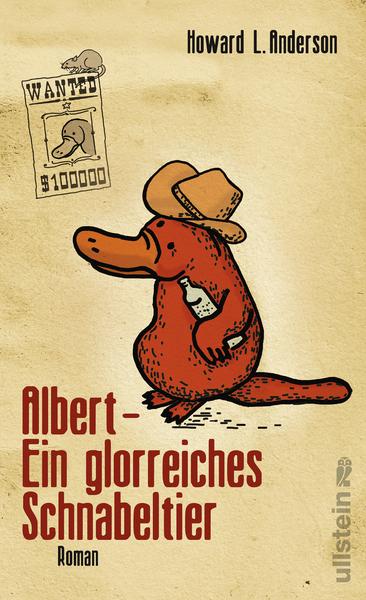 Cover für Albert - Ein glorreiches Schnabeltier