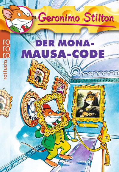Cover für Der Mona-Mausa-Code