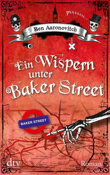 Cover für Ein Wispern unter Baker Street