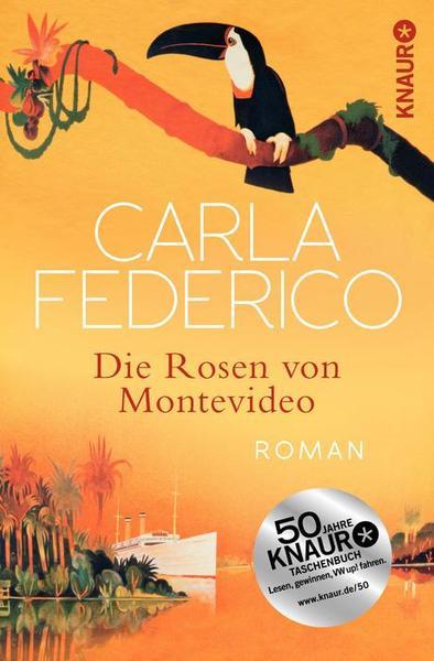 Cover für Die Rosen von Montevideo