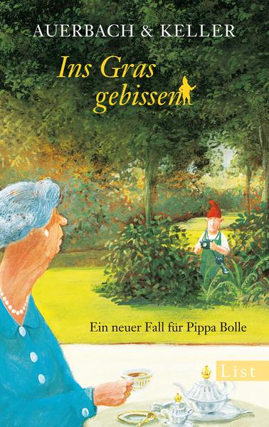 Cover für Ins Gras gebissen