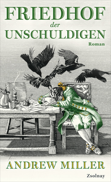Cover für Friedhof der Unschuldigen