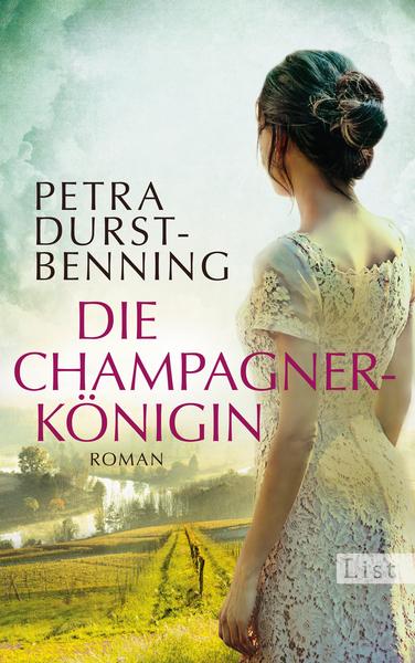 Cover für Die Champagnerkönigin