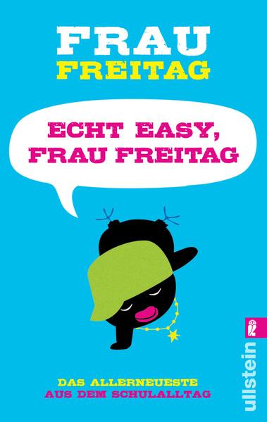 Cover für Echt easy, Frau Freitag