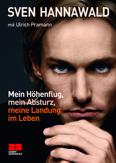Cover für Mein Höhenflug, mein Absturz, meine Landung im Leben