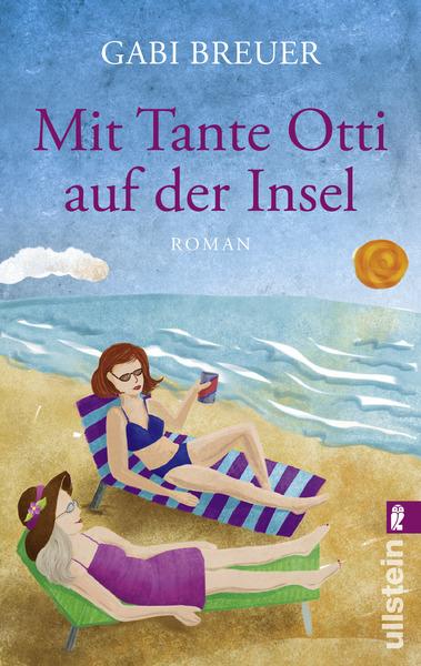Cover für Mit Tante Otti auf der Insel