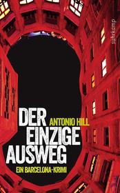 Cover für Der einzige Ausweg - Ein Barcelona-Krimi