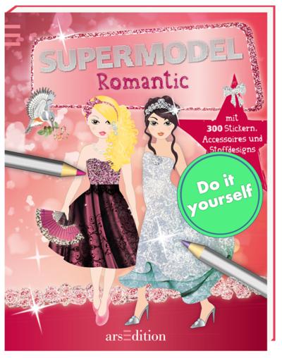 Cover für Supermodel Romantic