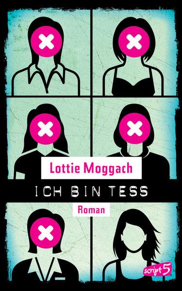 Cover für Ich bin Tess