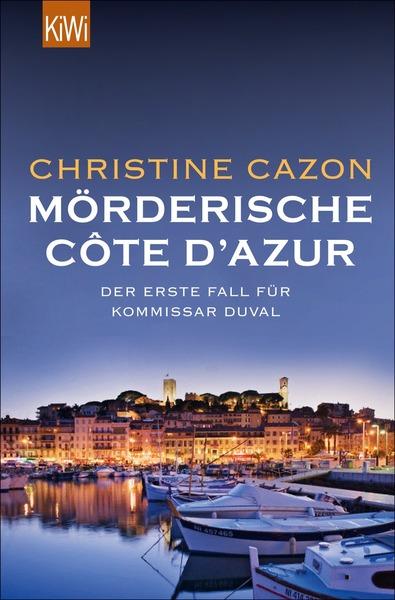 Cover für Mörderische Côte d'Azur
