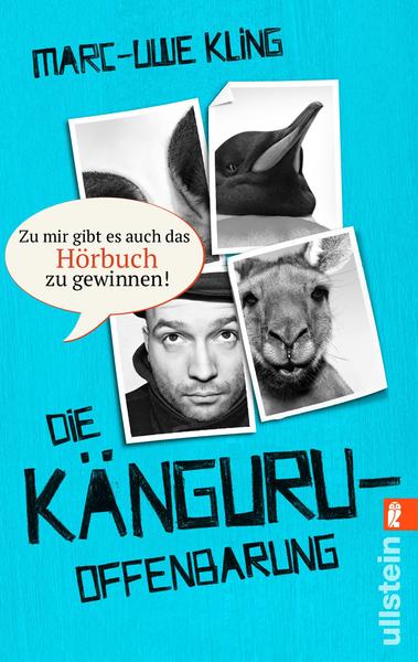 Cover für Die Känguru-Offenbarung