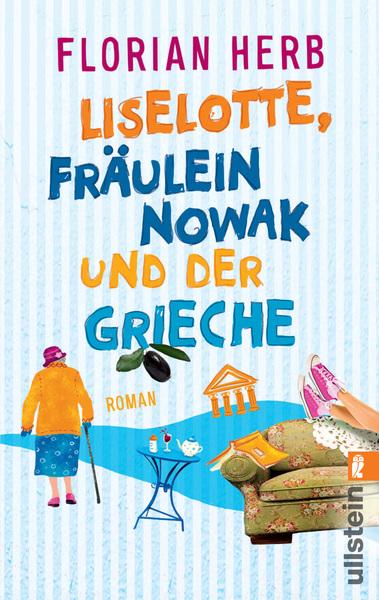 Cover für Liselotte, Fräulein Nowak und der Grieche