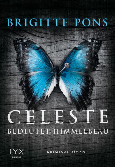 Cover für Celeste bedeutet himmelblau