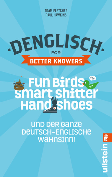 Cover für Denglisch for Better Knowers