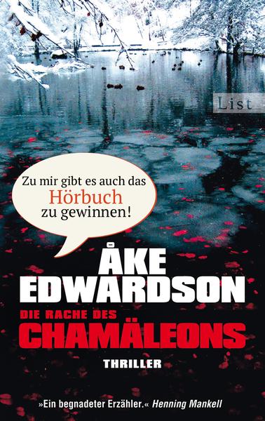 Cover für Die Rache des Chamäleons - Taschenbuch