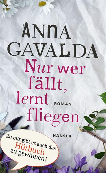 Cover für Nur wer fällt, lernt fliegen
