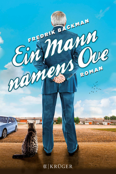 Cover für Ein Mann namens Ove