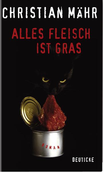 Cover für Alles Fleisch ist Gras