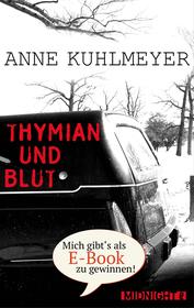 Thymian und Blut