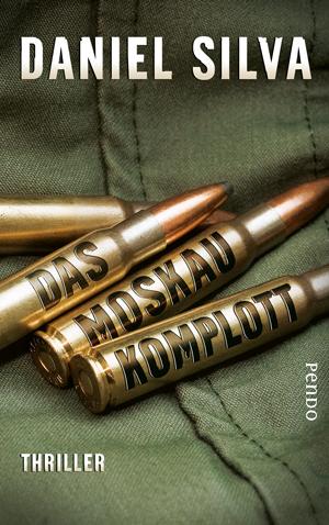 Cover für Das Moskau-Komplott