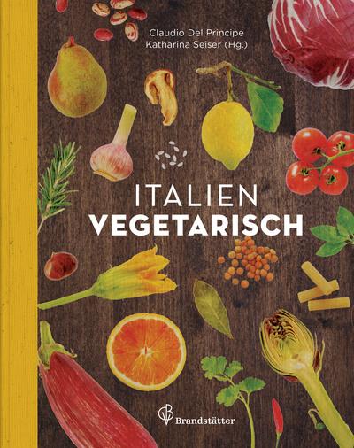 Cover für Italien vegetarisch
