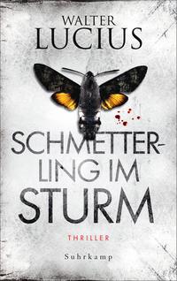Cover für Schmetterling im Sturm