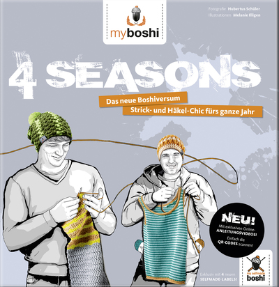 Cover für myboshi - 4 Seasons