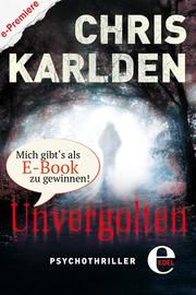 Cover für Unvergolten