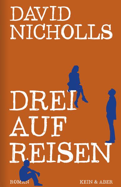 Cover für Drei auf Reisen