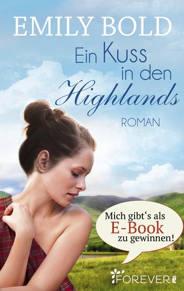 Cover für Ein Kuss in den Highlands
