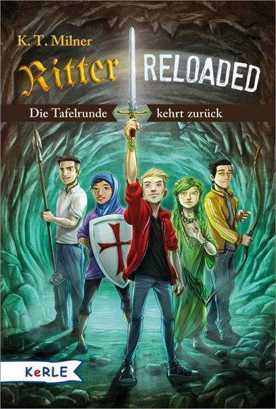 Cover für Ritter reloaded. Die Tafelrunde kehrt zurück
