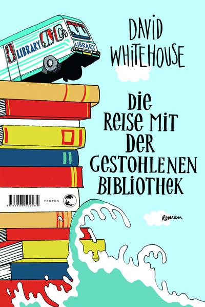 Cover für Die Reise mit der gestohlenen Bibliothek