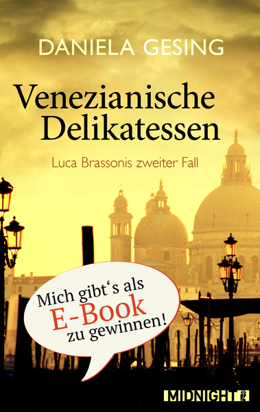 Cover für Venezianische Delikatessen