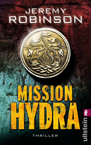 Cover für Mission Hydra
