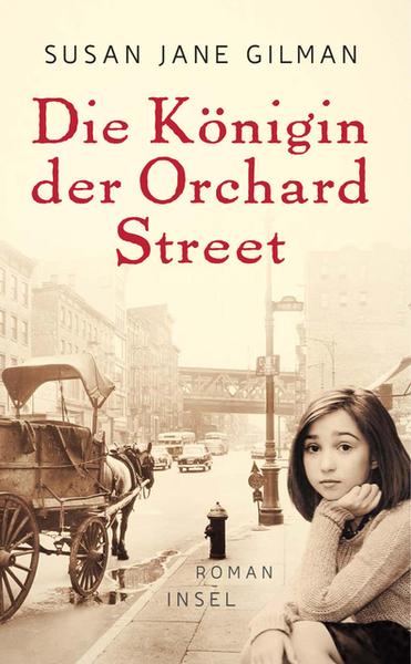 Cover für Die Königin der Orchard Street
